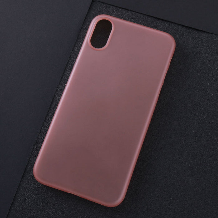 For Apple iPhone X Case Silicone Cover Matte Slim Phone Protection Soft Shell for Apple iPhone X - iDeviceCase.com