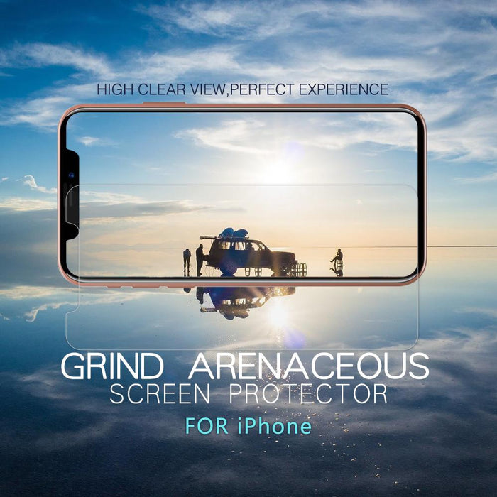 0.3mm Premium Tempered Glass  for iPhone X ix 9H Hard 2.5D Arc Edge High Transparent - iDeviceCase.com