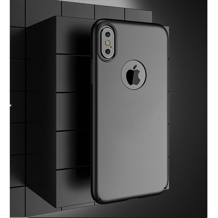 EMIUP Luxury Fashion Hard Matte Case For iPhone X Cases Cover For Apple iPhone X Case Protect shell 360 Full Phone Cover - iDeviceCase.com