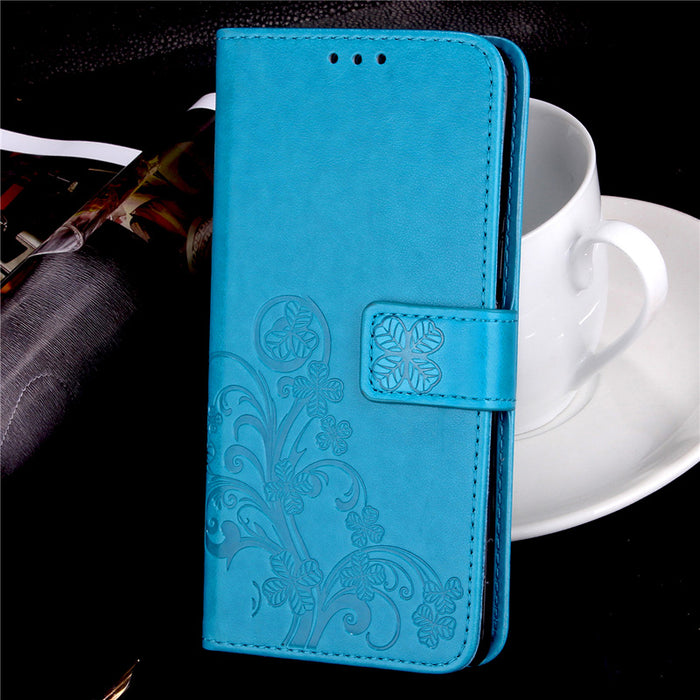 TOLIFEEL Case PU Leather Wallet Flip Style With Card Holder Phone Bags Cover Cases - iDeviceCase.com