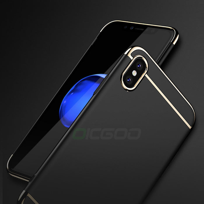 OICGOO Luxury 360 Degree Ultra Thin Cases Full Cover Case Shockproof Protective Shell Cape - iDeviceCase.com