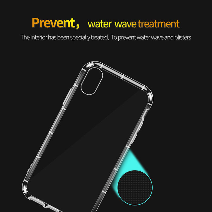 SPEDU Anti-knock Case For iPhone X 10 Capinhas Ultra Thin Clear Soft TPU Silicone Cover Case - iDeviceCase.com