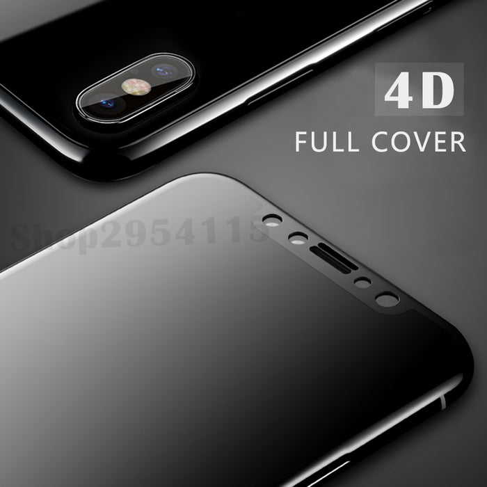 Tempered Glass Screen Protector Film shockproof 9H Premium - iDeviceCase.com