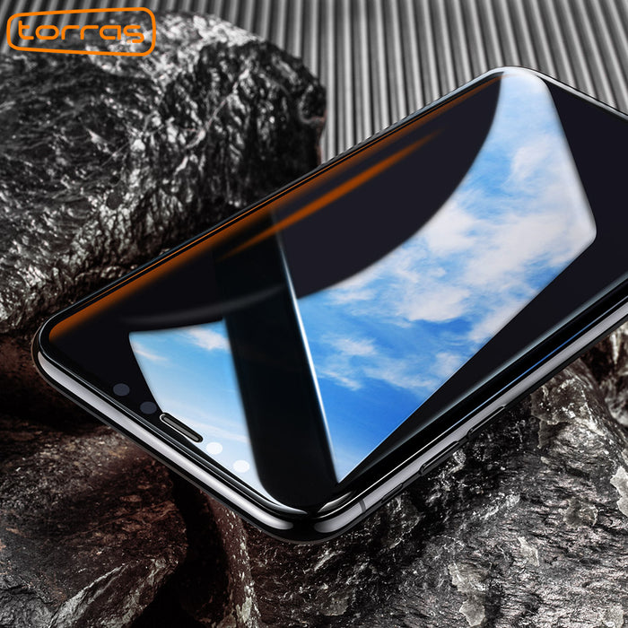 Torras 3D Ultrathin Screen Protector Tempered Film For iPhone X Full Cover Protective Glass Film - iDeviceCase.com