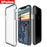 UPaitou Shockproof Armor Case Luxury TPU + PC Transparent Clear Cover Case - iDeviceCase.com