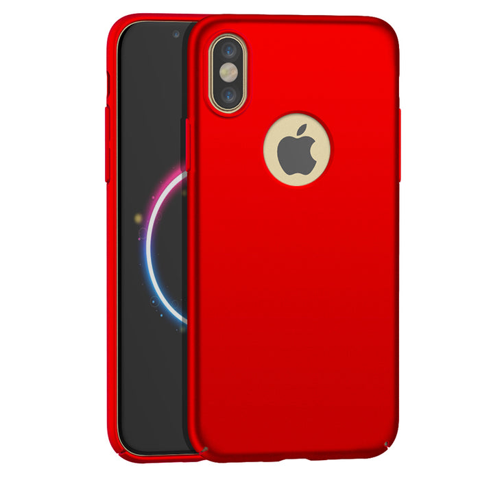 Original Brand Hard Plastic Phone Cases for iPhone X Case Coque Fundas Capa for iPhone X Cover Full Protection 360 Degree Shell - iDeviceCase.com