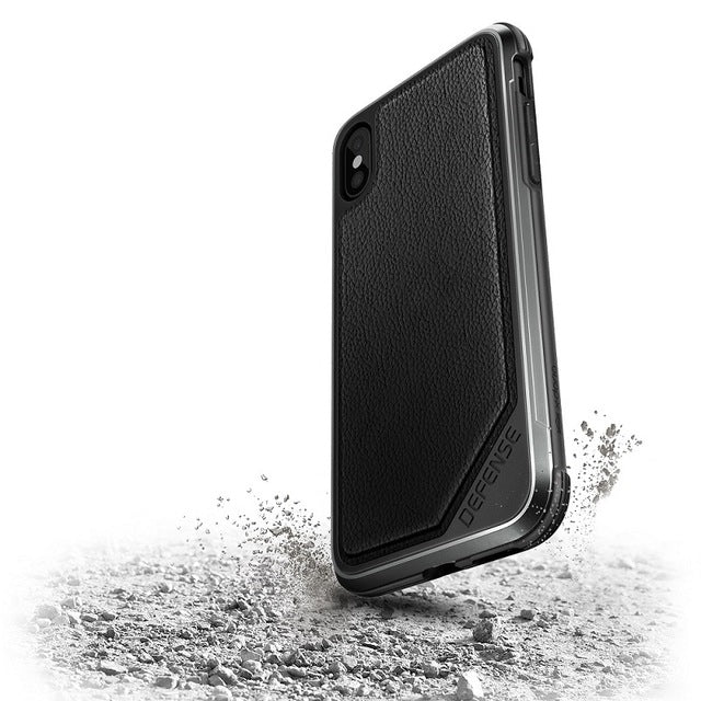 X-Doria Defense Lux Case Coque, Military Grade Drop Tested,  Aluminum Phone Protective Case - iDeviceCase.com