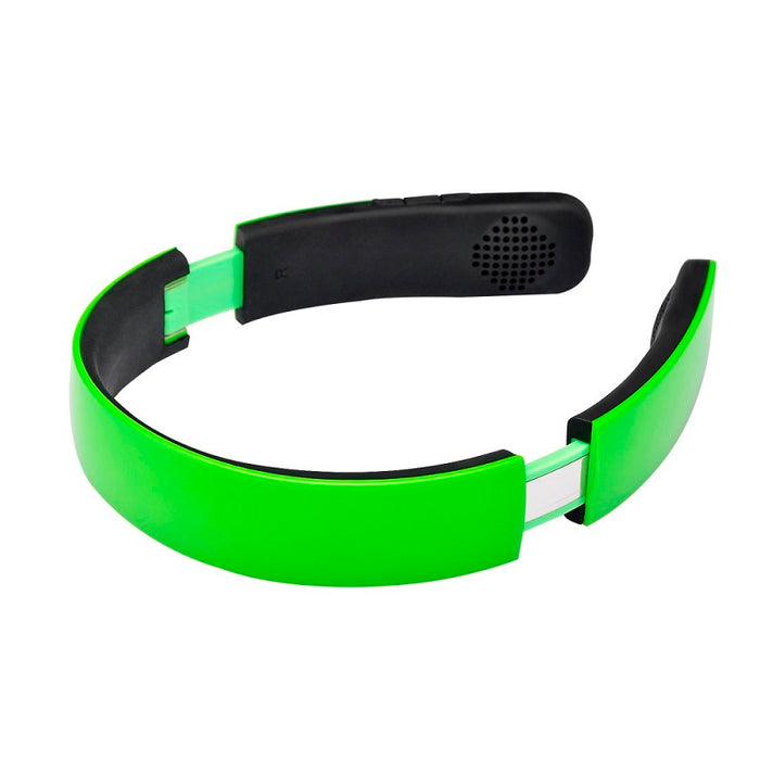 Wireless Headphone Foldable Bluetooth Headset Sports Stereo Headphone with Mic Handsfree - iDeviceCase.com