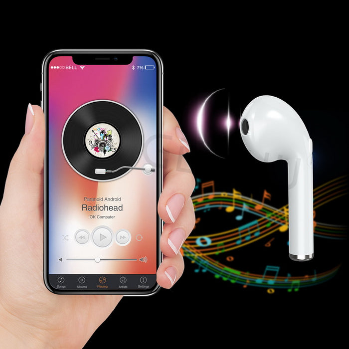 Bluetooth Earphone Mini Wireless in ear Earpiece Cordless Hands free Headphone Blutooth Stereo Earbuds - iDeviceCase.com