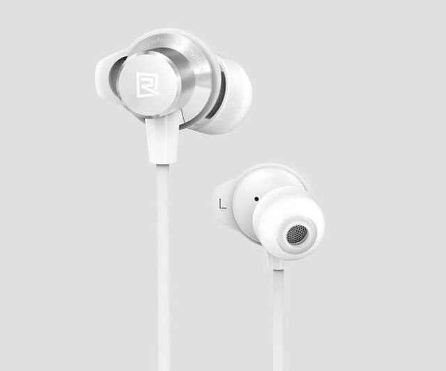 Remax RB-S7 Magnetic Sport Bluetooth Earphone in-ear Headset for Apple Samsung HUAWEI black - iDeviceCase.com