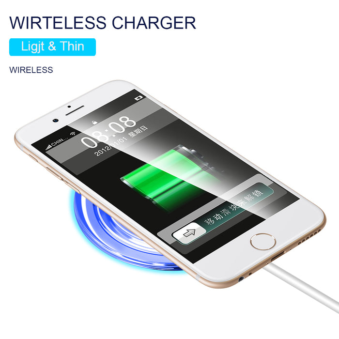 Universal Wireless Charger fast charging stand - iDeviceCase.com