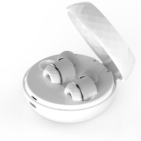 Ollivan I7s Dual Ear TWS Bluetooth Earphone Earbuds Mini Wireless Earphone for Iphone 8 for Samsung Ultra Small Invisible Design - iDeviceCase.com