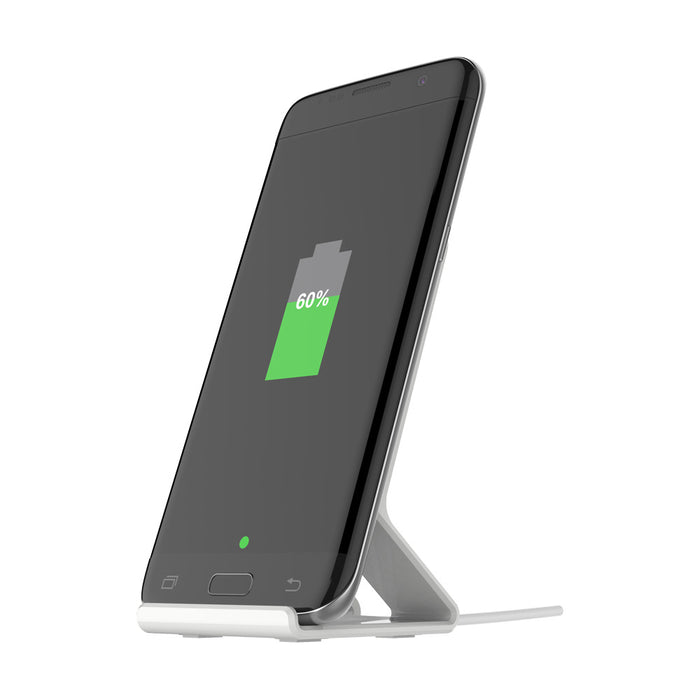 ROROBICO Wireless Charger For Samsung Galaxy S6 S7 Edge S8 / S8 Plus Note 8 5V/1A QI Fast For iPhone X For iPhone 8 8Plus - iDeviceCase.com
