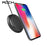 ROCK Original Mini Wireless Charger Black color For iphone X LG G2 GALAXY Note 8 - iDeviceCase.com