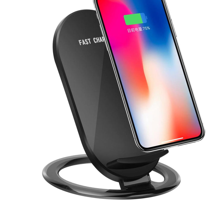 Wireless Charger For Apple iPhone X 8 / 8Plus Wireless Charger Smart - iDeviceCase.com