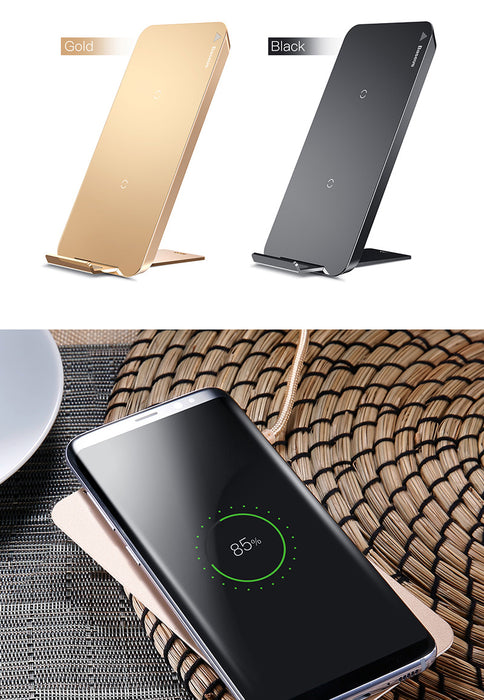 Baseus Qi Wireless Charger Phone Fast Wireless Charging Docking Dock Station - iDeviceCase.com