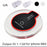 NORWOLF Qi Wireless Charger Desktop Mobile Phone Charger 5V 1A Fast Charging Pad - iDeviceCase.com