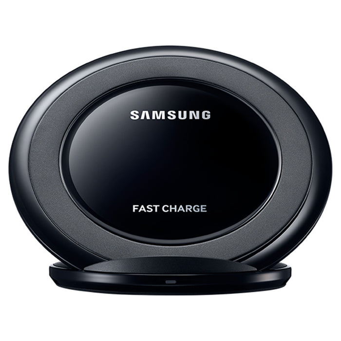 Original Samsung Fast Wireless Charger Qi Charging pad For Samsung Galaxy S7 edge S8+ Note 5 for iPhone 8 Plus X Stand EP-NG930 - iDeviceCase.com