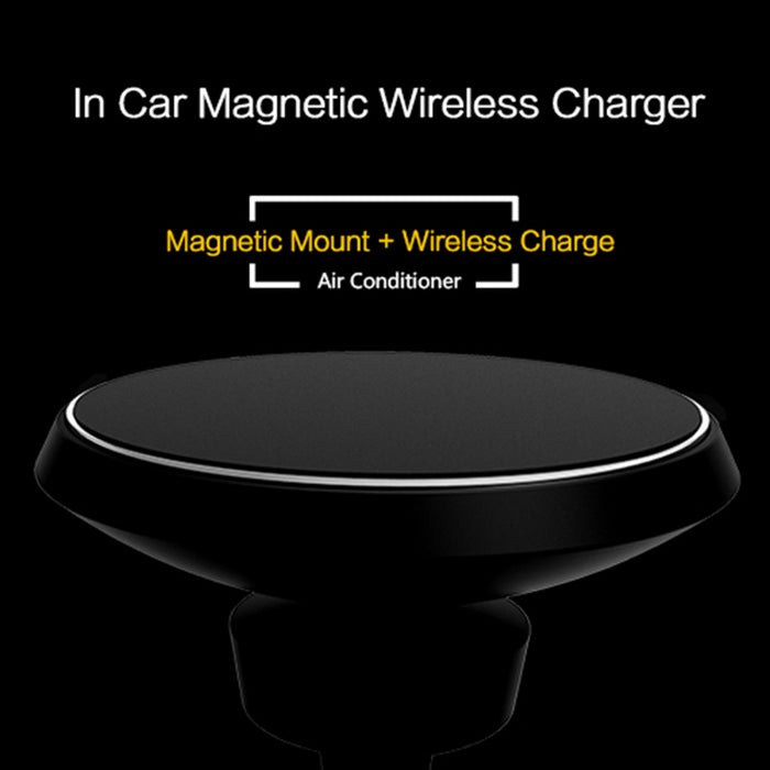 CinkeyPro Wireless Car Charger W3 Magnetic Holder Charging - iDeviceCase.com