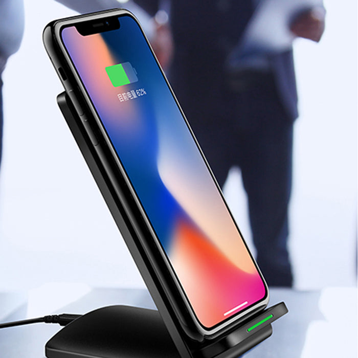 Wireless Charger Fast Wireless Charger Qi Charging Stand - iDeviceCase.com