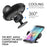 3-In-1 Car Qi Wireless Charger Charging Pad For Samsung HTC Xiaomi Android Phone - iDeviceCase.com