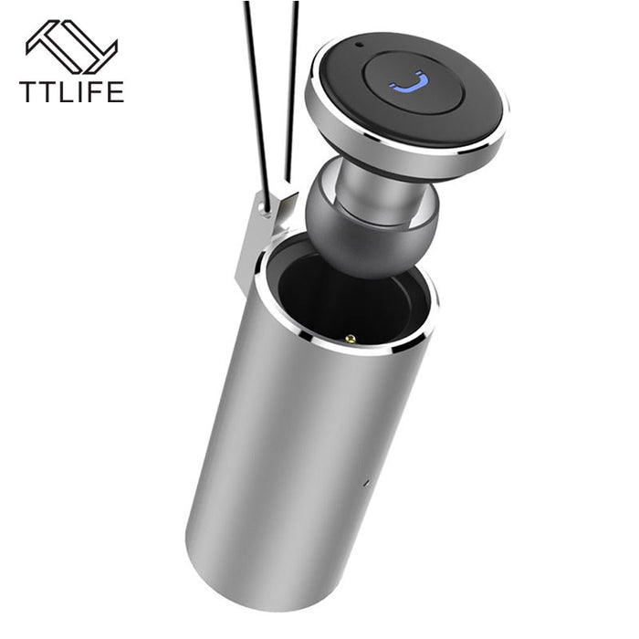 TTLIFE Mini Bluetooth Headset Sports Wireless Headphones with charging box Bluetooth Earphone - iDeviceCase.com