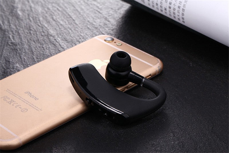 Fineborn Wireless Bluetooth earphones for phone headset Sports Bluetooth headphone with Mic Voice Control Noise Cancelling - iDeviceCase.com