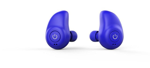 Mini Bluetooth headset  sport ear hanger invisible  Twins Wireless Stereo Earphone  Bluetooth Earphone - iDeviceCase.com