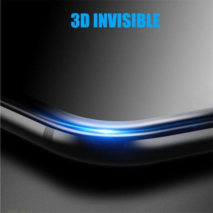0.23mm 3D Curved Tempered Glass for iPhone X RONICAN Soft Edge High Definition Anti Blue Light Screen Protector for iPhone XS - iDeviceCase.com