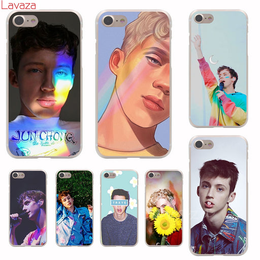Lavaza Troye Sivan TRXYE Hard Phone Case for iPhone 6 6s 7 8 Plus 4 4S 5 5S SE for iPhone XS Max XR Shell Cases - iDeviceCase.com