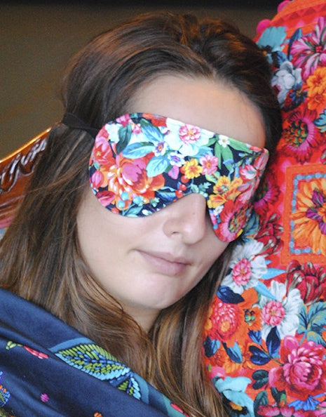 Tropical Sleeping Mask Sewing Kit, Odile Bailloeul