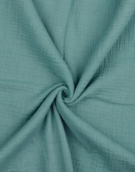 Green Cotton Organic Double Gauze