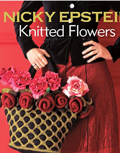 Knitted Flower, Nicky Epstein