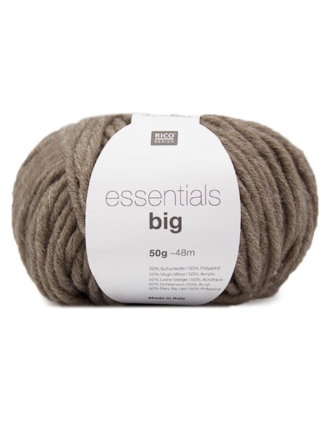 Rico Essentails Big Yarn, 042 Beige Melange