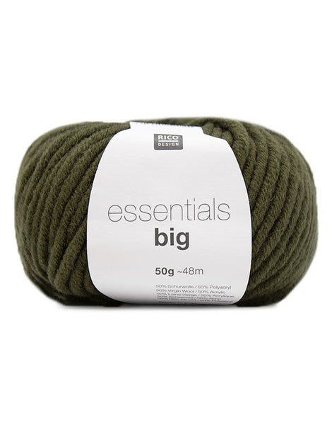 Rico Essentails Big Yarn, 036 Olive
