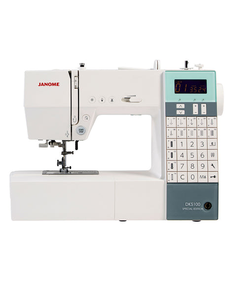 Janome DKS100 Special Edition Computerised Sewing Machine
