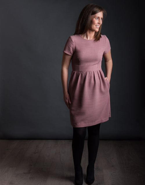 The Day Dress, The Avid Seamstress Sewing Pattern