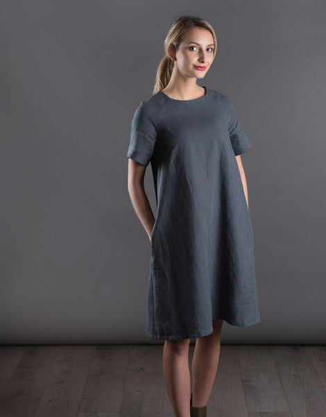 The Raglan Dress & Top, The Avid Seamstress Sewing Pattern