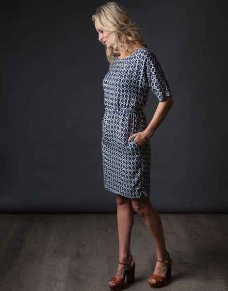 The Sheath Dress, The Avid Seamstress Sewing Pattern