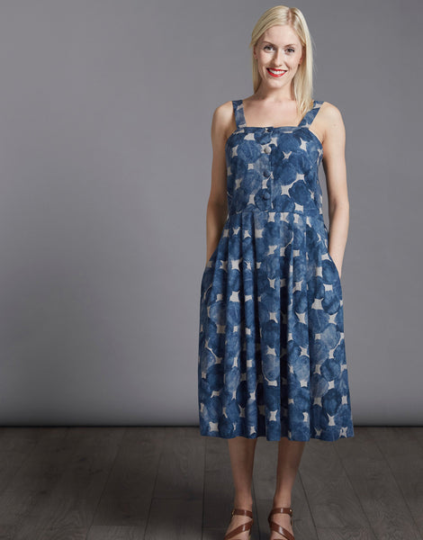 The Sun Dress, The Avid Seamstress Sewing Pattern