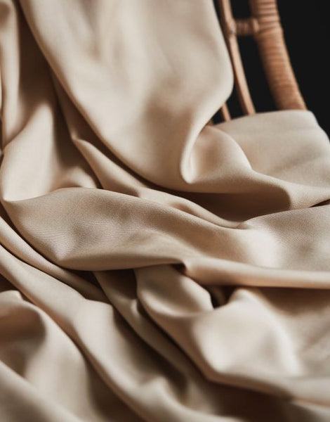 Dune Solid EcoVero Viscose Fabric, Mind the Maker