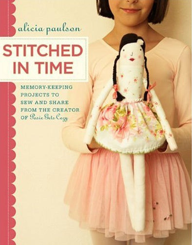 Stitched In Time, Alicia Paulson