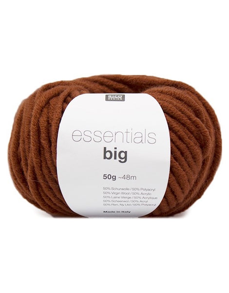 Rico Essentails Big Yarn, 038 Fawn