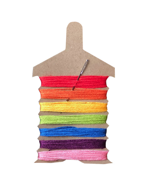 Rainbow Threads, Chasing Threads Stitch Kit Accessory