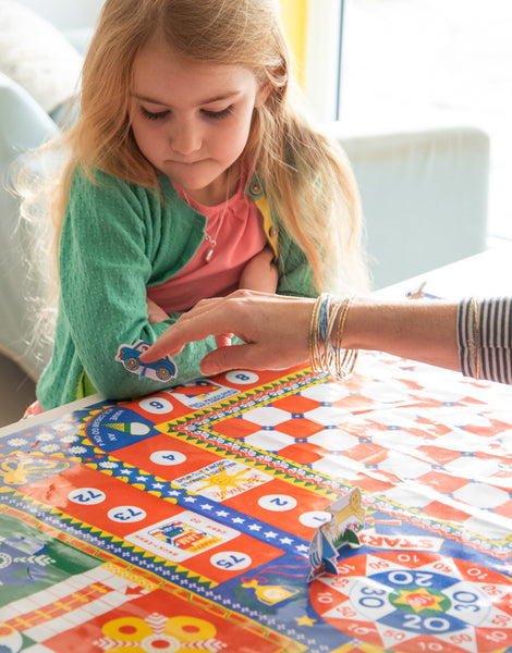 Clothkits Games Tablecloth