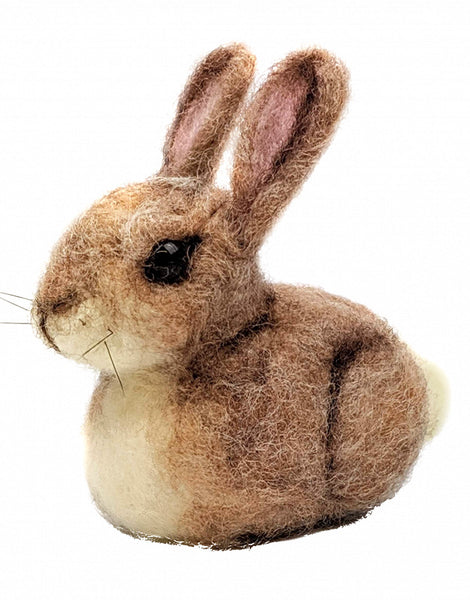 Baby Bunny Needle Felting Kit, Crafty Kit Company