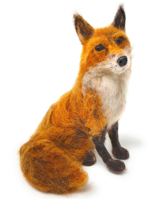 Fabulous Mr Foxy Needle Felting Kit, Crafty Kit Company