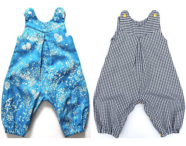 Penny Romper for Babies and Toddlers Sewing Workshop | Chichester Sewing Courses