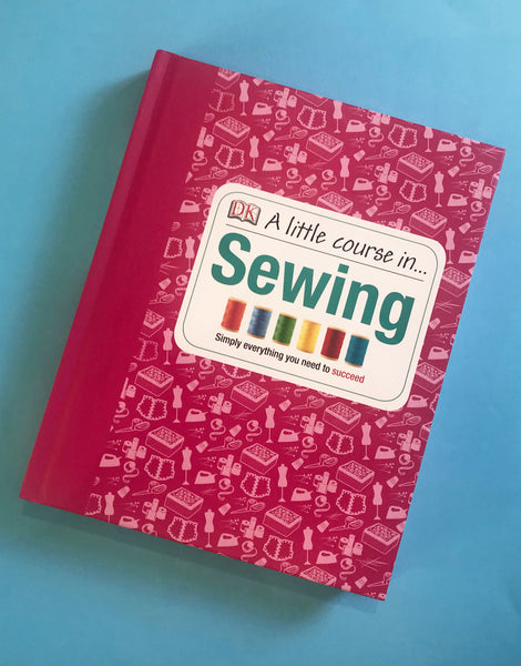 A Little Course in Sewing, Sewing Book