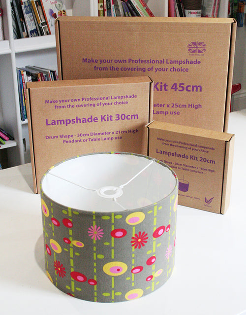 Drum Lampshade Making Kit